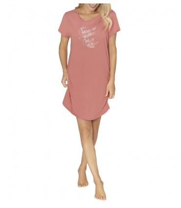 Νυχτικό Triumph Nightdresses NDK 01 Κοραλί