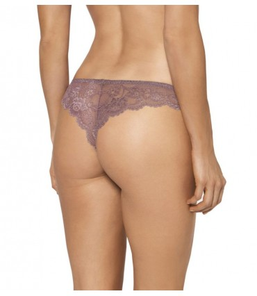 Σλιπάκι Triumph Tempting Lace Brazilian String Έλεφαν 3900/WP