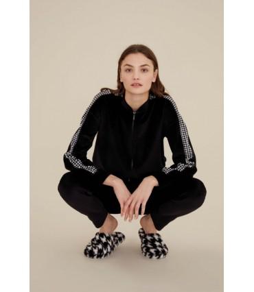 Γυναικεία Χειμωνιάτικη Μακρυμάνικη Πυτζάμα - Φόρμα Noidinotte FA7250